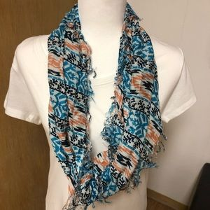 Small infinity scarf 🧣